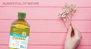 Home oHERBAL always full of nature PAX OHerbal healthy beauty products produkte prishtine