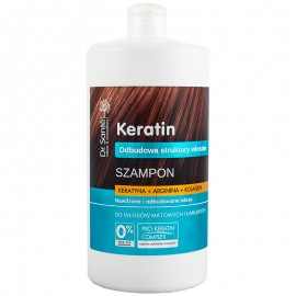 dr sante shampoo keratin arginine and collagen for dull and brittle hair 1000 ml
